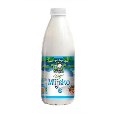 domaće kozje mlijeko